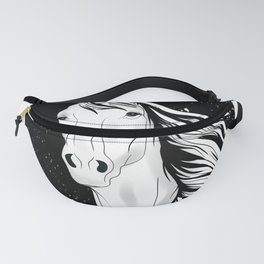 Unicorn illustration Fanny Pack