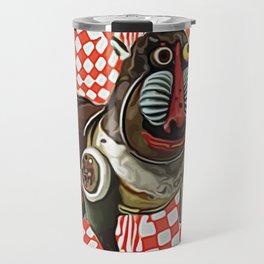 Robotic Travel Mug