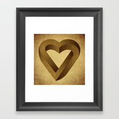 Infinite Love Framed Art Print