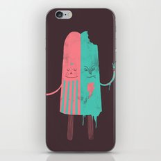 Non-Identical Twins iPhone Skin