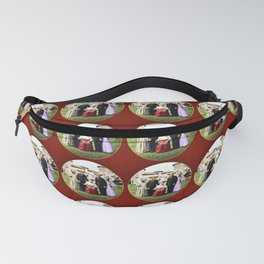 Cowtown Abbey Fanny Pack