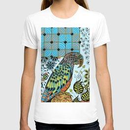 Zen Parrot T-shirt