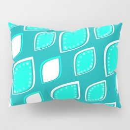 Mint leaves Pillow Sham