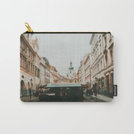 Lovely Prague II Carry-All Pouch