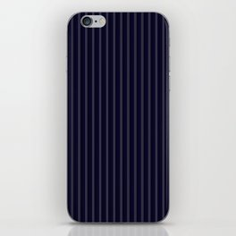Perfect Pinstripes by Leslie Harlow iPhone Skin