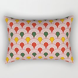 Beatiful Pattern #29 Color archs Rectangular Pillow