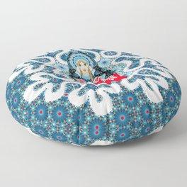 Little Matryoshka Floor Pillow
