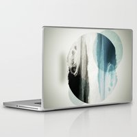 shadow Laptop & iPad Skins featuring Nalunani by .eg.