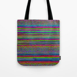Super_Stripez Tote Bag