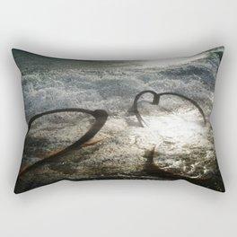 A Place Near the Sea. Rectangular Pillow