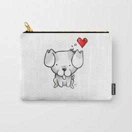 Cute Kawaii Puppy Dog Carry-All Pouch