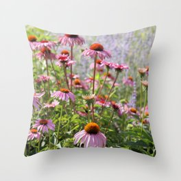 Things Bright & Beautiful Throw Pillow