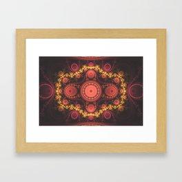 Grand Julian Framed Art Print