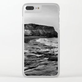 Saltwick Bay Clear iPhone Case