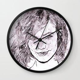 Karlie Koss Wall Clock