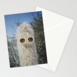 Cool Cactus Stationery Cards