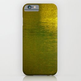 Goldwater II iPhone Case