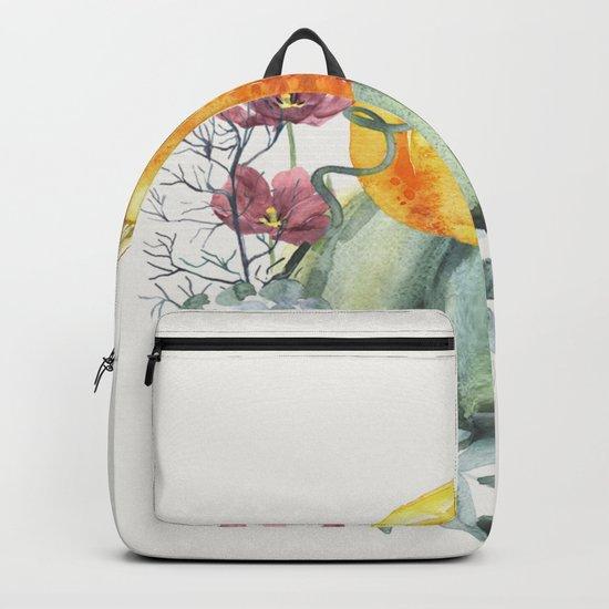 Pretty Pumpkins Backpack