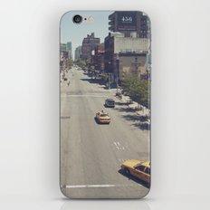 taxi... iPhone & iPod Skin