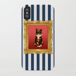 Marmalade Portrait iPhone Case