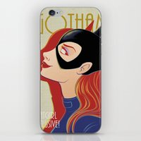 gotham iPhone & iPod Skins featuring Gotham by SatrunTwins