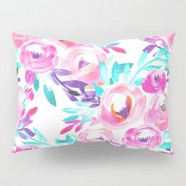 Bold Floral Pillow Sham