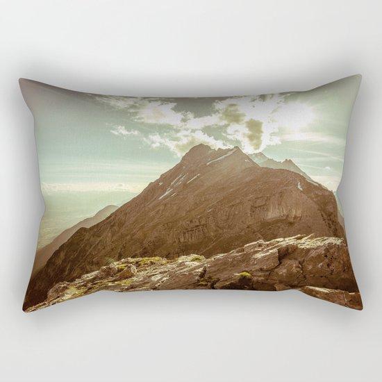 Step Outside Rectangular Pillow