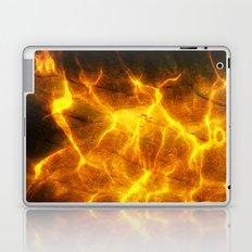 Watery Flames Laptop & iPad Skin