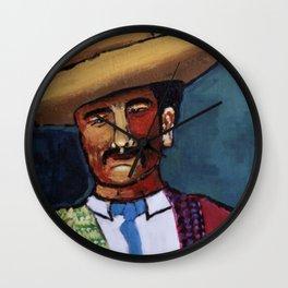El Matador Wall Clock