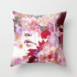 Garden IV Throw Pillow