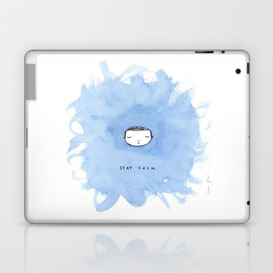 Stay calm Laptop & iPad Skin