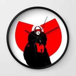 WUTANG X GHETTO Wall Clock