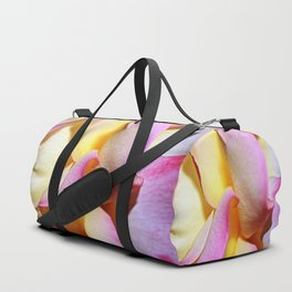 Peace Rose Petals Duffle Bag