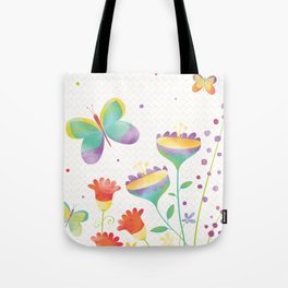 Home in the Summertime Tote Bag
