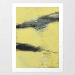 Morceaux/Pieces 1 Art Print