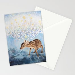 Antlers Stationery Cards