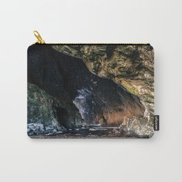 Under Tintagel Castle Carry-All Pouch