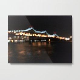 East River Metal Print
