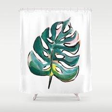 Golden Girl II Shower Curtain