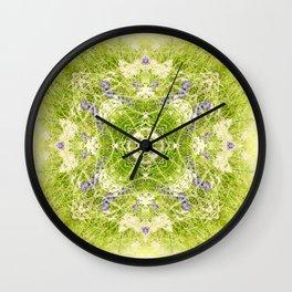 Magic Carpet Wall Clock
