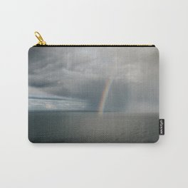 Rainbow I - Landscape and Nature Photography Carry-All Pouch