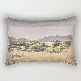 Storm over Arizona Rectangular Pillow