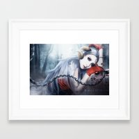 2ne1 Framed Art Prints featuring Asmociel Cl of 2ne1 by LC_Korim