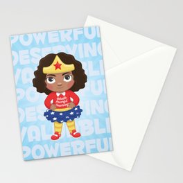 Never Doubt Stationery Cards