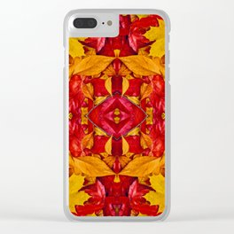 Autumn moods n.14 Clear iPhone Case
