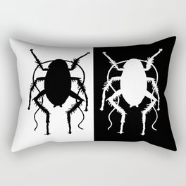 Cockroach Rectangular Pillow