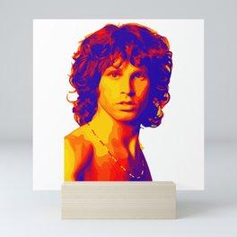 Jim Mini Art Print