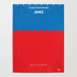 No046 My Jaws MMP Poster
