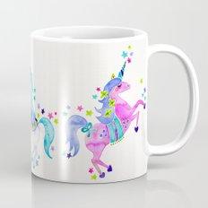 Pastel Unicorns Mug