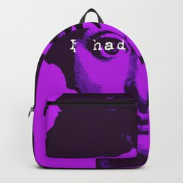 I had a good idea... Backpack